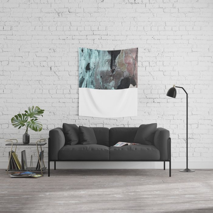 Brown Wall Tapestry