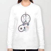 top gun Long Sleeve T-shirts featuring Top Gun by Anvish_Design