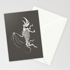 Dead Wing Stationery Cards