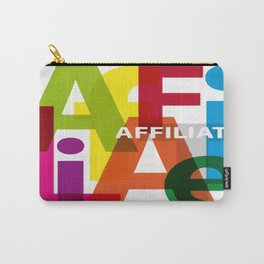 Creative Title :  Affiliate Carry-All Pouch