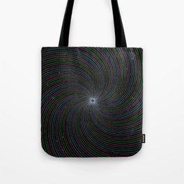 Interstellar Threads Tote Bag
