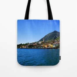 Lago di Garda - Limone Tote Bag