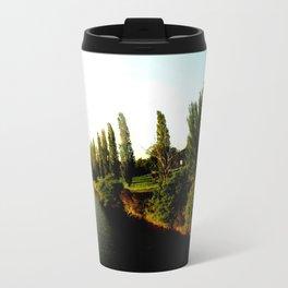 Thompson River @ Twilight Travel Mug