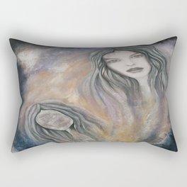 in-depth in soul  Rectangular Pillow