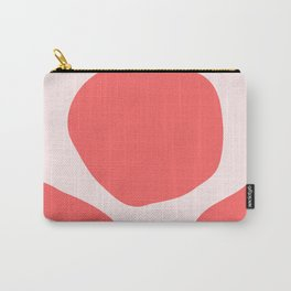 Pink Study No. 1 Carry-All Pouch