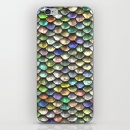 Iridescent Dragon Scales iPhone Skin