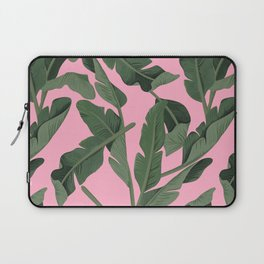 Tropical '17 - Forest [Banana Leaves] Laptop Sleeve