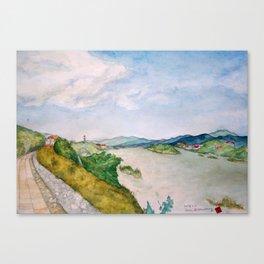 The Mekong Canvas Print