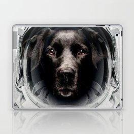 Pluto Astro Dog Laptop & iPad Skin