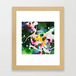 Little gem Framed Art Print