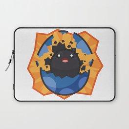 Hatching Tamagotchi (Blue) Laptop Sleeve