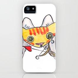 """""""Oro"""" Valentines Cupid iPhone Case"""