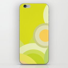Yellow Lemon - Color of Accessories and Home Style iPhone Skin