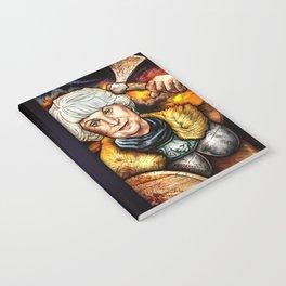 """Picture it: Sicily 1061"" Golden Girls- Bea Arthur Notebook"