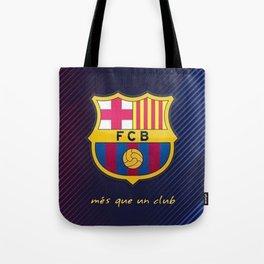 FC Barcelona Tote Bag