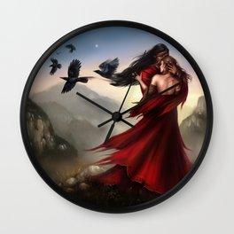 Beyond Neith Wall Clock