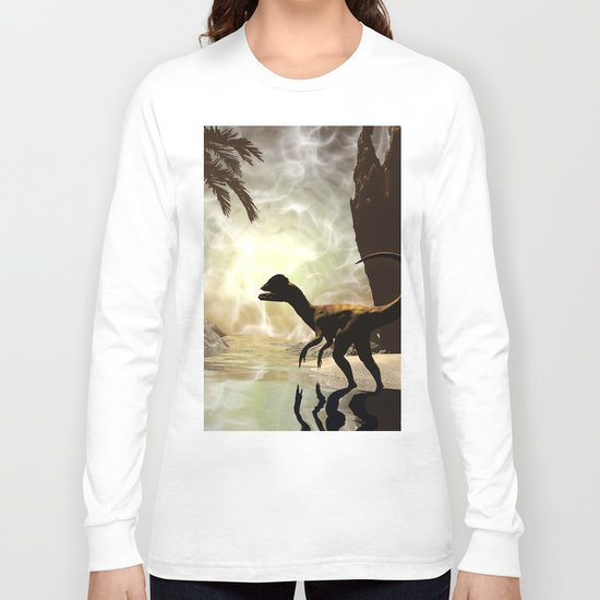 The other world Long Sleeve T-shirt