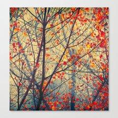 trees VIII Canvas Print