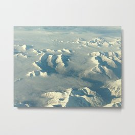 Near the Arctic Metal Print