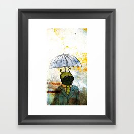 Caracoloboy says... Framed Art Print