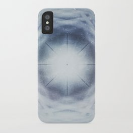 Crystalline Compass iPhone Case