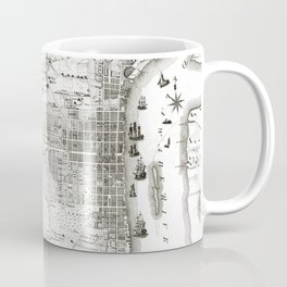 Philadelphia Region - Pennsylvania - United States - 1777 Coffee Mug