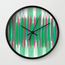 Tahiti Treat Wall Clock
