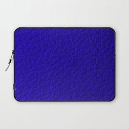 Classic Royal Blue Cozy Design  Laptop Sleeve