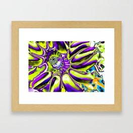 Bananas Pop Art Framed Art Print