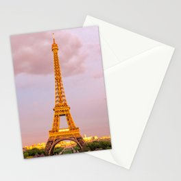 Eiffel Tower - Paris Photography Stationery Cards