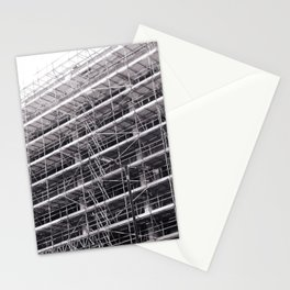 BUILDING BUILDINGS Stationery Cards