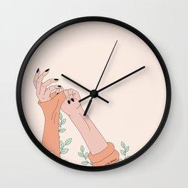 Pushing The Limits Wall Clock