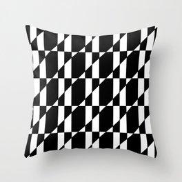 Optical pattern 1 Throw Pillow