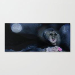 Nighttime Wanderer Canvas Print