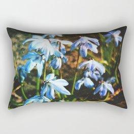 just a lovely flowers Rectangular Pillow