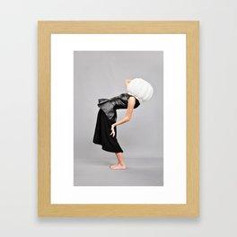 Dress - Code Framed Art Print
