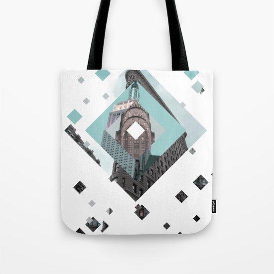 New York City Diamonds Tote Bag
