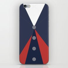The Twelfth (12th) Doctor - Doctor Who iPhone & iPod Skin