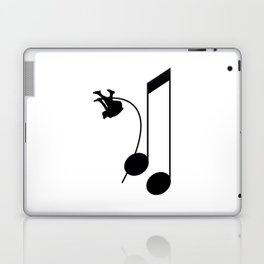Note Vaulter Laptop & iPad Skin