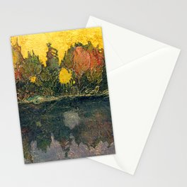 Pause and Reflect III Stationery Cards