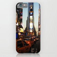 New York Streets. iPhone 6s Slim Case