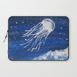 Jellyfish Dreaming Laptop Sleeve