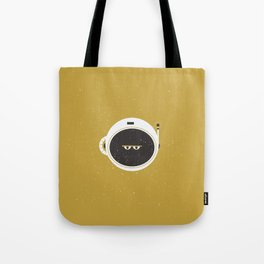 The Spaceman on the Sun Tote Bag