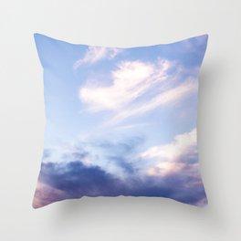 Sky High Throw Pillow