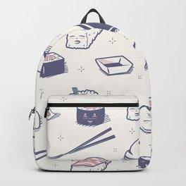 Enjoy Happy Sushi Backpack
