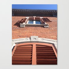 Street View I Canvas Print