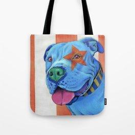 Star Spangled Mowgli Tote Bag