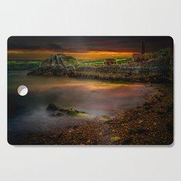 Porth Wen Brickworks Sunset Cutting Board