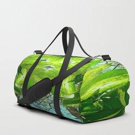Australian Flora-Spring Vine Duffle Bag
