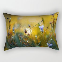 The Valley of Giants Rectangular Pillow